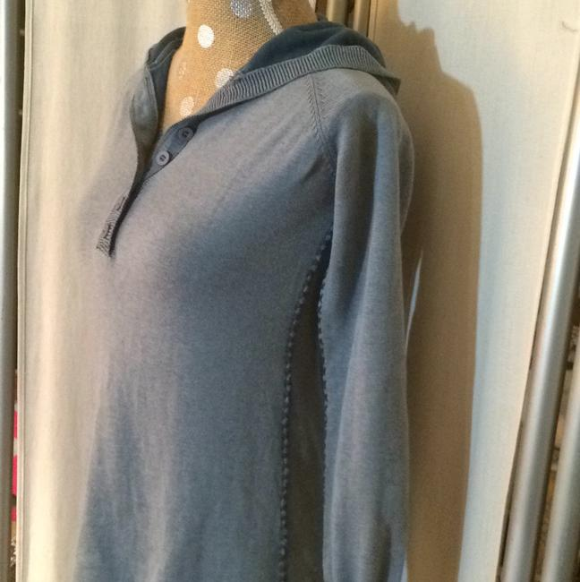 Aventura Clothing Organic Hooded Henley Sweater
