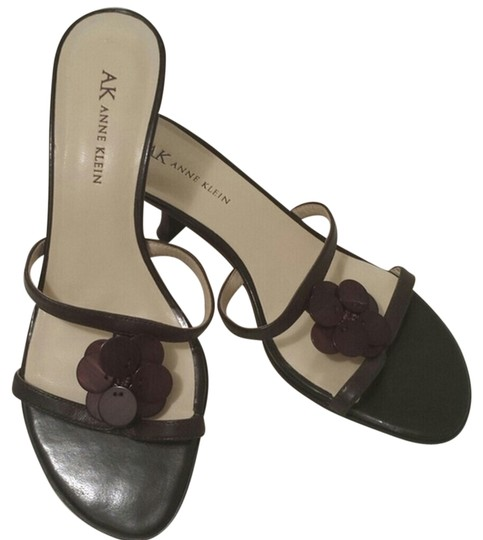 Preload https://item2.tradesy.com/images/ak-anne-klein-brown-sandals-size-us-6-918621-0-0.jpg?width=440&height=440