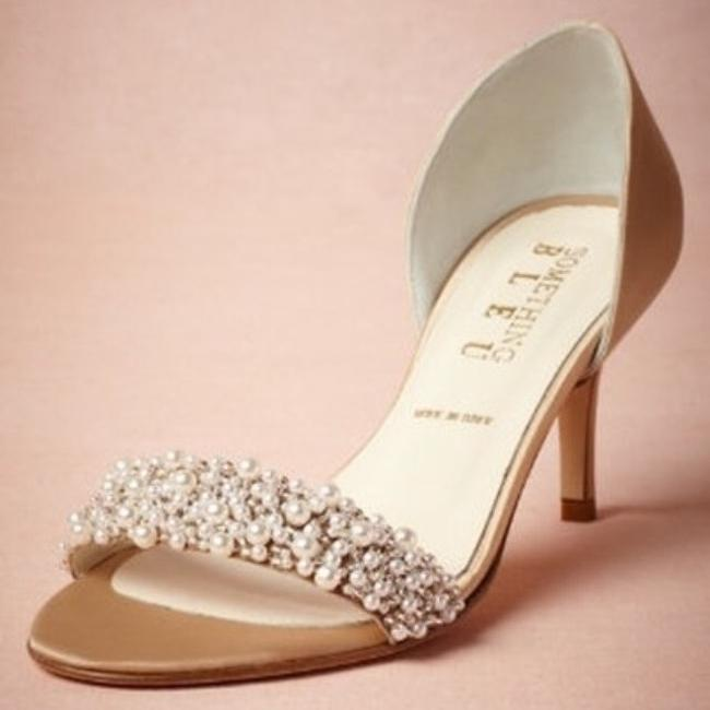 Item - Nude Oyster Bed D' Orsays. Style 26887810 At Bhldn.com Formal Shoes Size US 8.5 Regular (M, B)