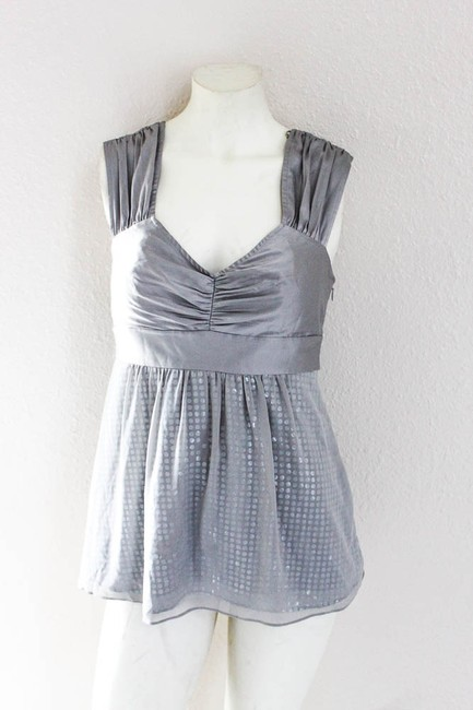 Express Top Silver