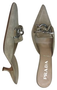 Prada Beige Pumps