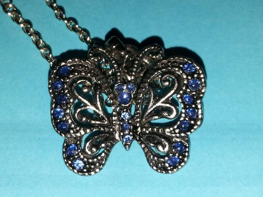 Other Beautiful Blue Butterfly Necklace