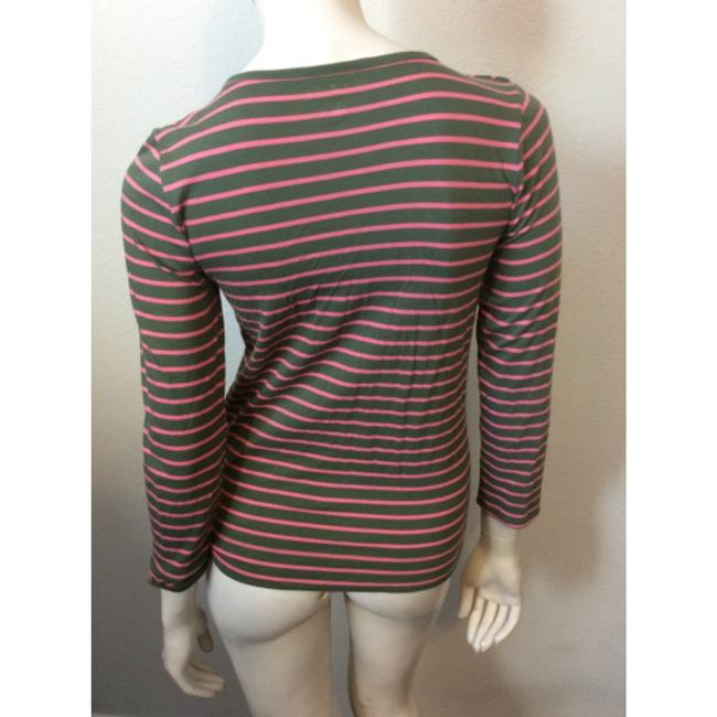 Orla Kiely Top Multicolor Striped