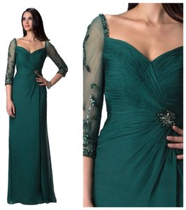 Feriani Couture Gown Evening Size 12 Dress