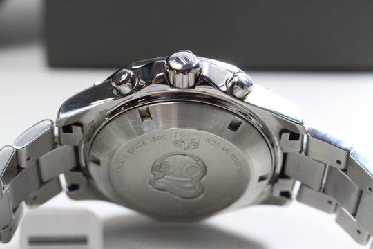 TAG Heuer TAG HEUER CHRONOGRAPH AUTOMATIC UNISEX DIAMOND BEZEL WATCH CAF2111