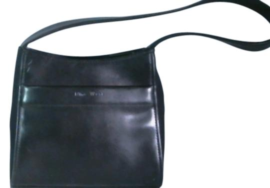 Nine West black Clutch