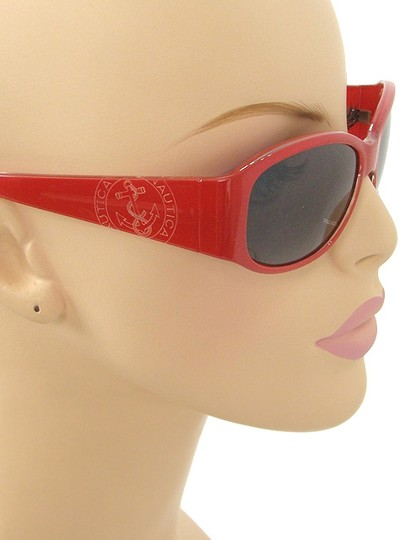 Nautica Nautica Sunglasses - Red Polarized N6119S Sunglasses