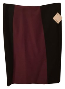 Halogen Skirt Black, purple
