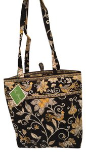 Vera Bradley Tote in Yellow Bird