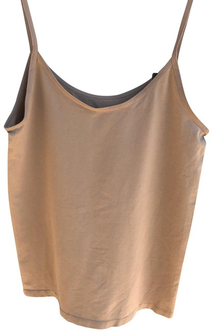 Preload https://img-static.tradesy.com/item/9189613/the-limited-beige-stretch-tank-topcami-size-16-xl-plus-0x-0-5-650-650.jpg