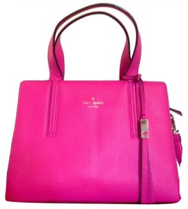 Kate Spade Brand New Leather Satchel in Pink