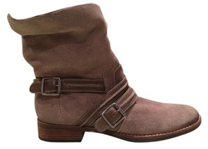 Matisse Classic Taupe Suede Boots