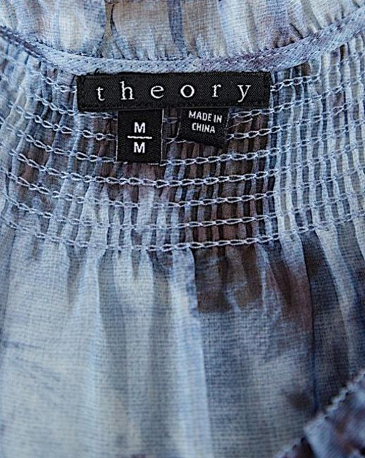 Theory Top Navy, Blue