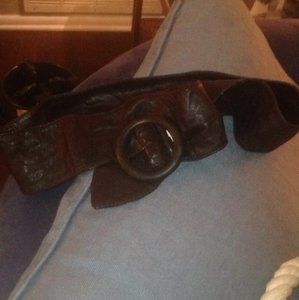 Old Navy Brown Leather Old Navy Belt