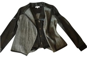 Helmut Lang Grey and black Blazer