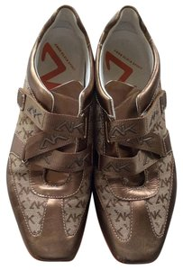 Anne Klein Gold/bronze, brown, cream Athletic