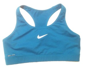 eab3c24929 Women s Blue Nike Active Sports Bras - Up to 90% off at Tradesy