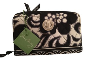 Vera Bradley Turn lock wallet night and day