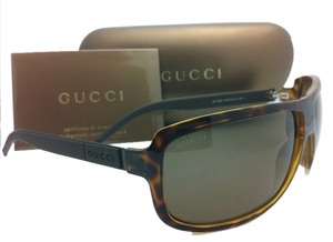 Gucci New GUCCI Sunglasses GG 1638/S UY2SP Tortoise Frame with Brown Polarized Lenses