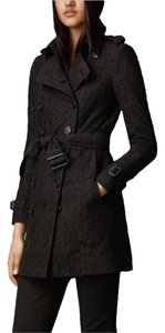 Burberry London Lace Trench Jacket New Trench Coat
