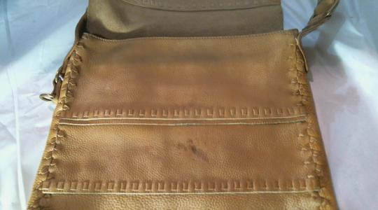 Lucky Brand Satchel in tan