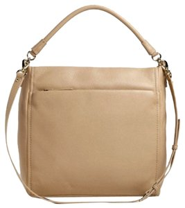 Kate Spade Brand New Leather Satchel in Beige