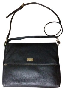 Kate Spade Brand New Leather Satchel in Black