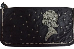 Anna Sui travel wallet pouch