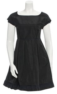 Miu Miu short dress black on Tradesy
