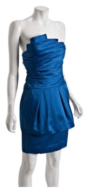 Preload https://img-static.tradesy.com/item/9193678/bcbgmaxazria-bright-blue-classic-mid-length-cocktail-dress-size-4-s-0-1-650-650.jpg