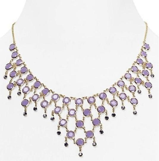 Kate Spade Intricately Designed & Woven with Beautiful Detail! Kate Spade Sparkle Dunes Necklace NWT Delicate Alternative to Heavy Statement!