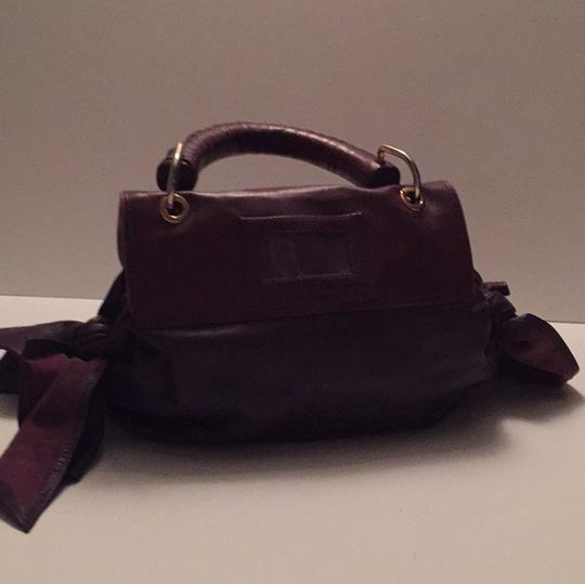 Zac Posen Satchel in Purple