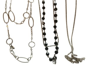 """JK by Thirty-One Jewel Kade 3 chains ready for JK pendants. """"Free shipping"""""""
