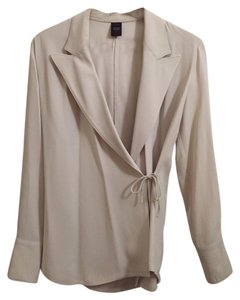 Jean-Paul Gaultier Jean Paul Cream Jacket
