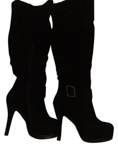 De Blossom Collection Blac Boots