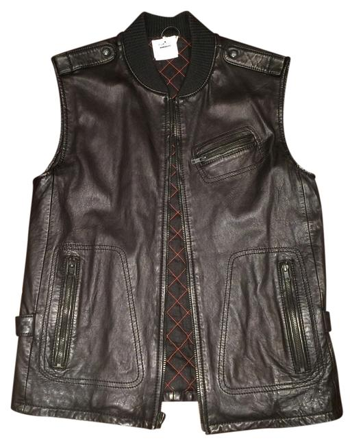 Preload https://img-static.tradesy.com/item/9195805/juicy-couture-black-moto-real-leather-vest-size-8-m-0-1-650-650.jpg