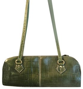 Franco Sarto Satchel in Green