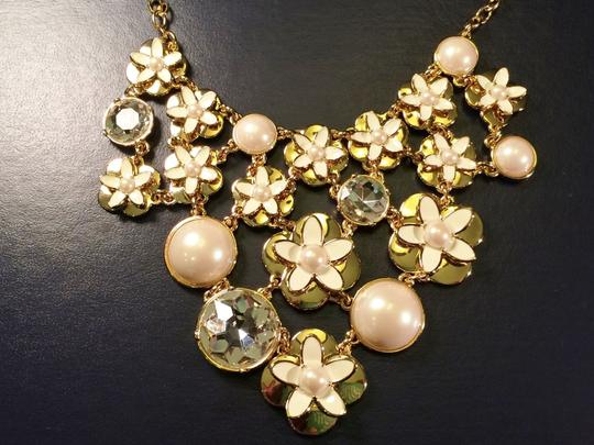 Kate Spade Kate Spade Window Seat Statement Necklace NWT Whimsical British Mod Style!