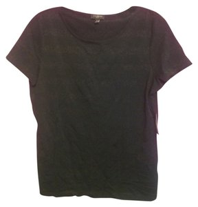 Talbots T Shirt Black