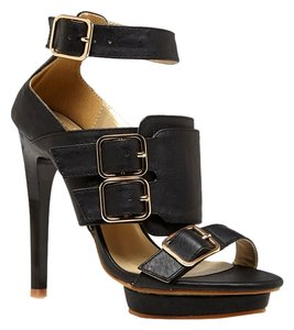 Yoki Black Platforms