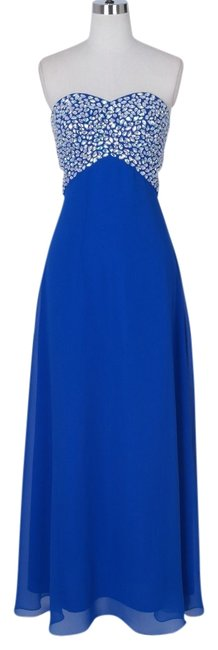 Preload https://item4.tradesy.com/images/blue-crystal-beads-bodice-and-open-long-formal-dress-size-4-s-920033-0-0.jpg?width=400&height=650