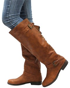 GJA1 Brown Boots