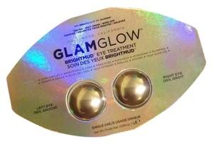 Glamglow Glam glow bright mud eye treatment mask hydrating plumping lines brightening travel size