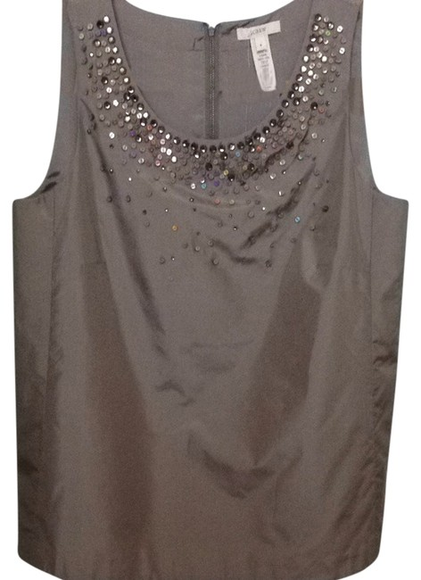 Preload https://item5.tradesy.com/images/jcrew-embellished-silk-night-out-top-size-4-s-920274-0-0.jpg?width=400&height=650