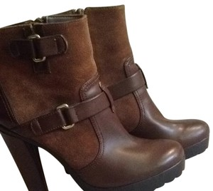 Rosegold Shoes Dark brown Boots