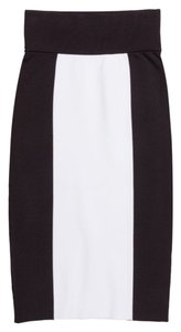Balmain x H&M Hm Fashion Paris France Skirt Color-block