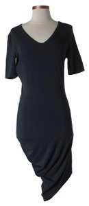 Navy Maxi Dress by T by Alexander Wang
