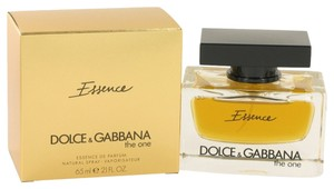 Dolce&Gabbana The One Essence Womens Perfume 2.1 oz 65 ml Eau De Parfum Essence De Parfum Spray