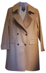 Club Monaco Trench Italian Wool Trench Coat