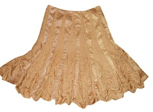 Tracy Reese Skirt tan